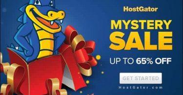 Hostgator giảm giá 65% hosting