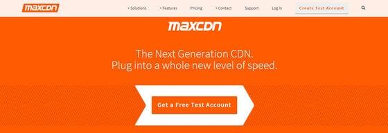 dịch vụ CDN của maxcdn