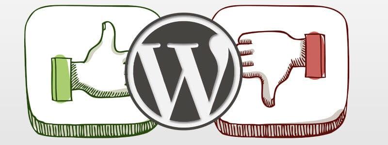 ưu nhược điểm của wordpress theme framework