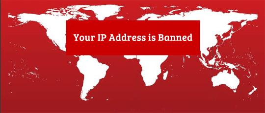 Tránh những IPs trong Blacklist