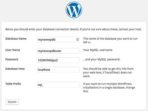 Khôi phục trang WordPress của bạn