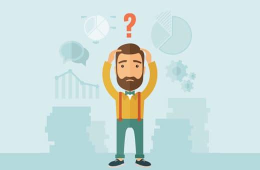 Nhầm lẫn giữa các công cụ đăng ký blog với một danh sách email marketing