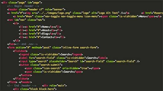 Website Static HTML là gì