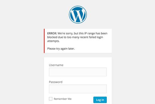 Vì sao cần giới hạn số lần đăng nhập vào WordPress