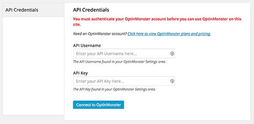 kế hoạch cơ bản của OptinMonster là có thể trở nên đầy đủ để cung cấp các content upgrades