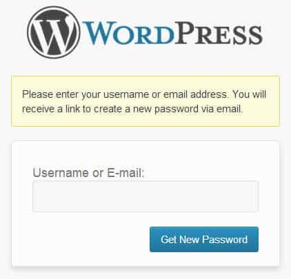 khôi phục mật khẩu