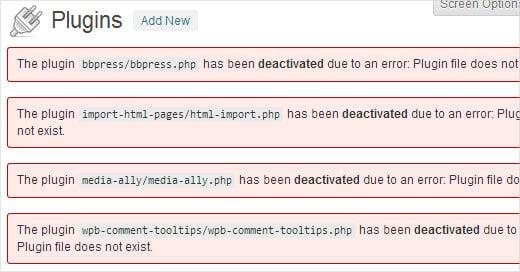 plugins-deactivated