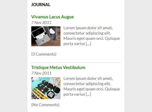 hiển thị những bài viết gần đây theo category trong WordPress