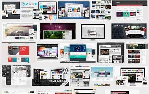 một vài bất lợi thường gặp khi sử dụng giao diện WordPress miễn phí