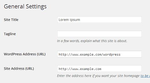 Làm Thế Nào Loại Bỏ /wordpress/ Khỏi URL WordPress