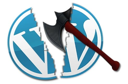 bảo vệ wordpress