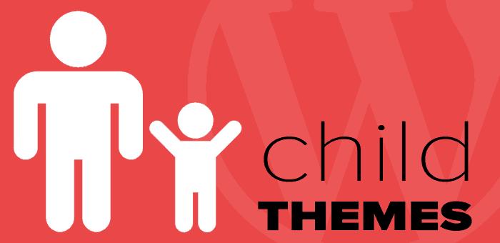 wordpress child theme trong wordpress theme framework