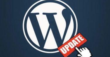 tự động cập nhật wordpress