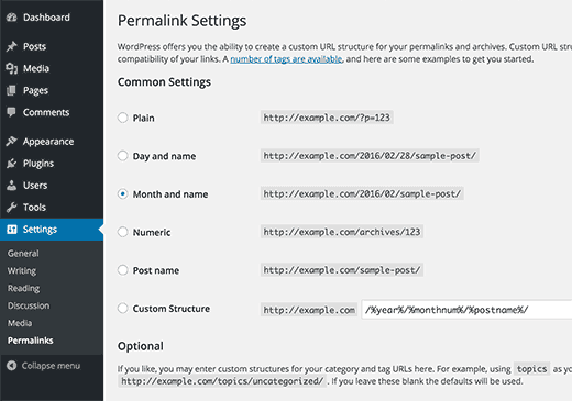 wpsettings-permalinks