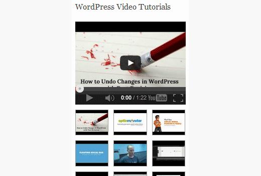 Plugin WordPress tốt nhất cho các YouTuber