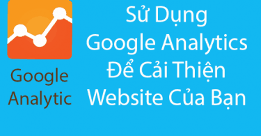 sử dụng google analytics