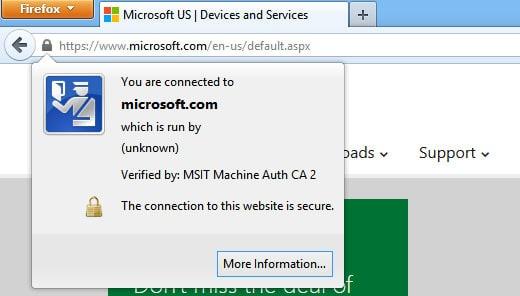 certificate-information