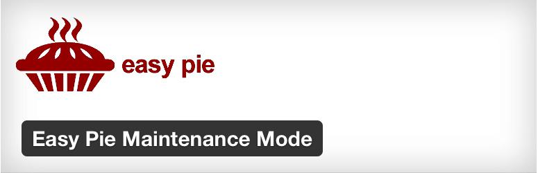 easy-pie-maintenance-mode-plugin