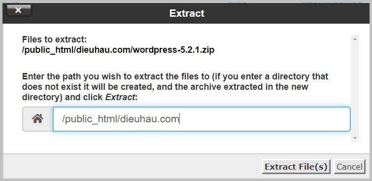 extract-wordpress-zip