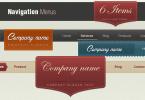 navigation menus