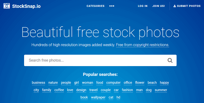 stocksnap.io-website
