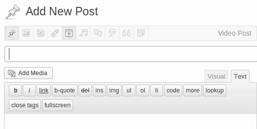 wordpress-post-formats