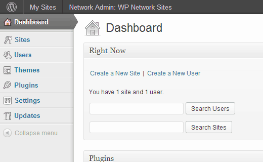 wp-multisite-dashboard