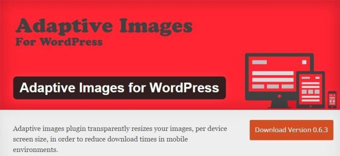 Adaptive Images For WordPress