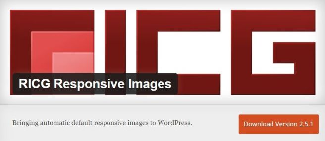 RICG Responsive Images