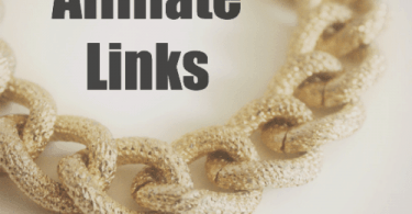 xử lý các affiliate link