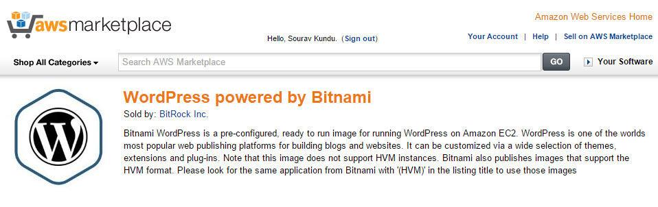 cài đặt wordpress trên AWS