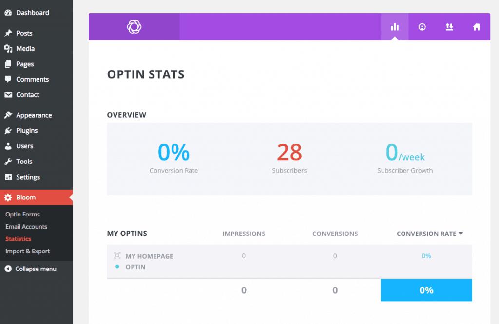 Opt-in Statistics