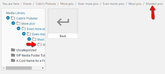 WP-Media-Folder