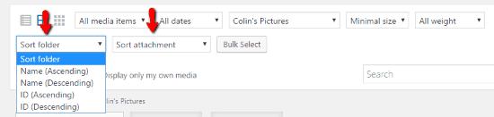 Filter-folder