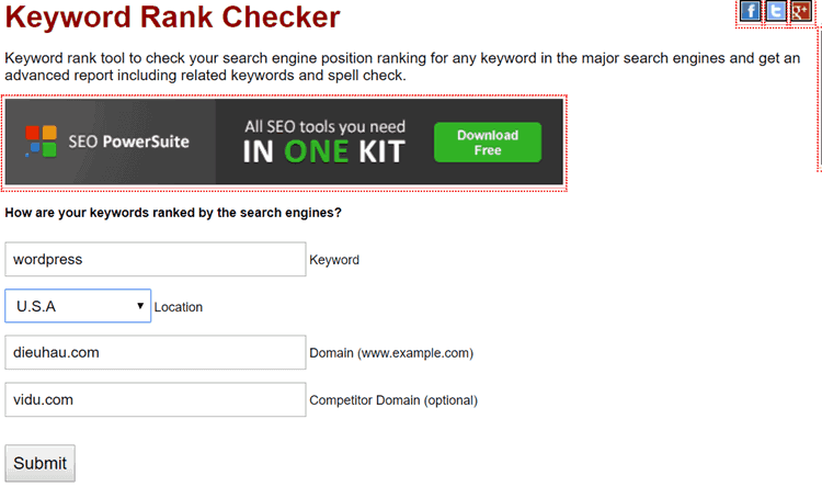 SEOCentro-Rank-Checker