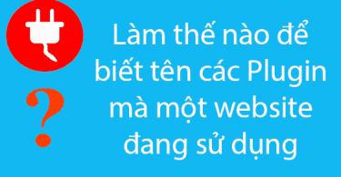tìm wordpress plugin