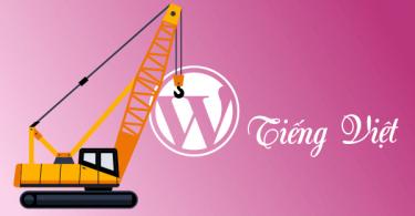 Cài đặt WordPress Tiếng Việt