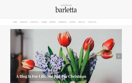 Barletta-theme