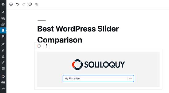soliloquy-block-editor