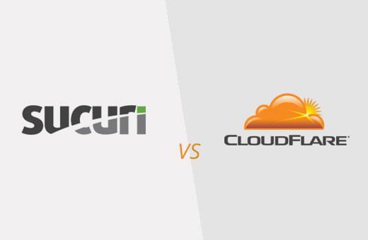 Sucuri và CloudFlare
