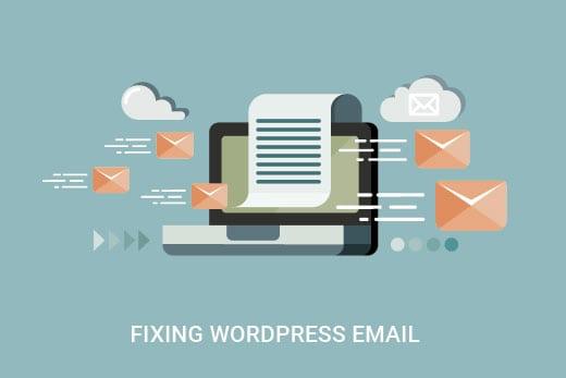 sửa lỗi WordPress không gửi được email