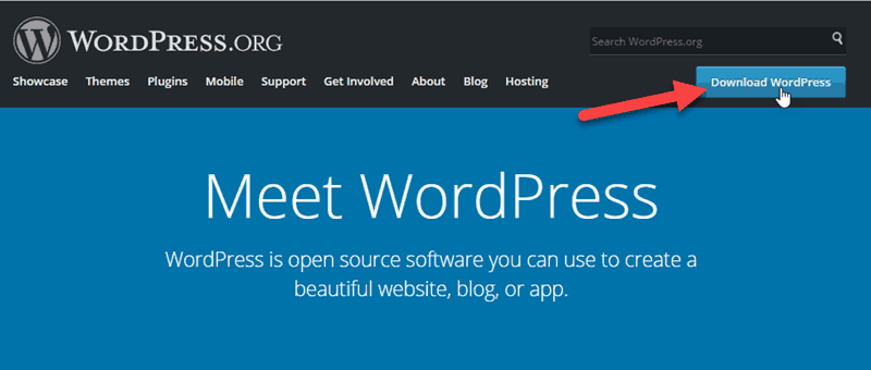 download-wordpress-source-code