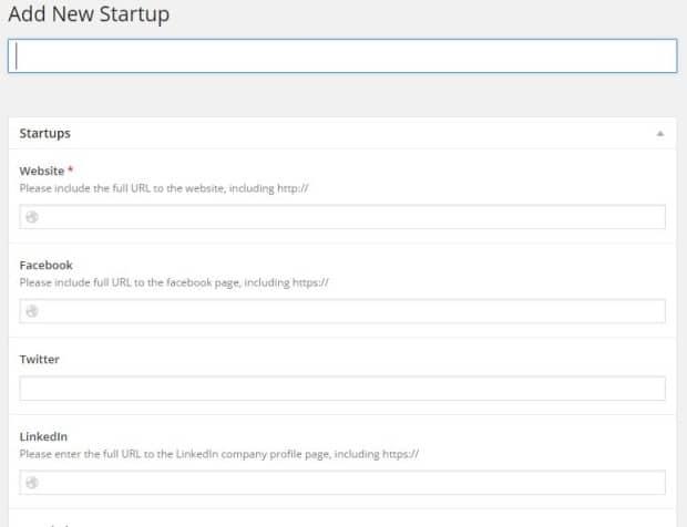 Add-New-Startup