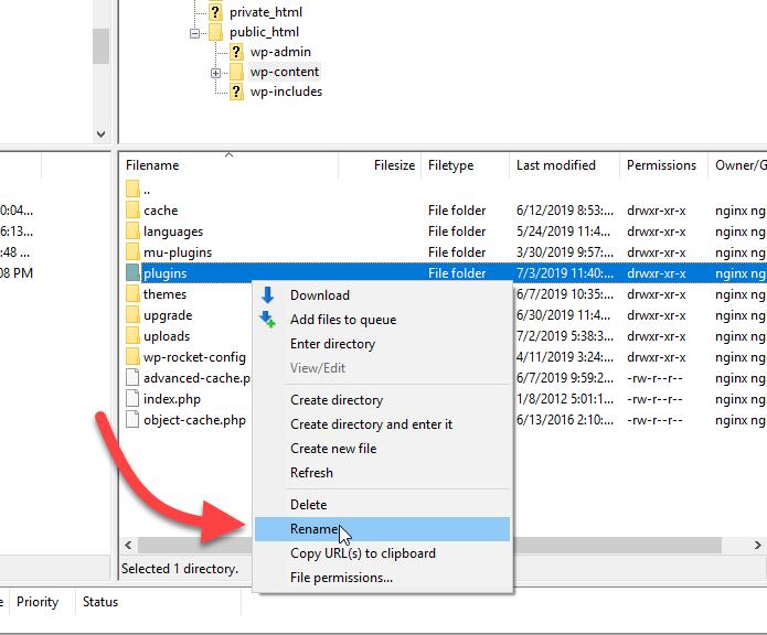 Rename-Folder-Plugins