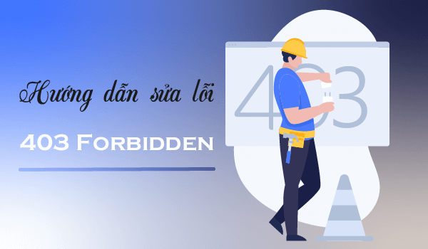 sửa lỗi 403 Forbidden