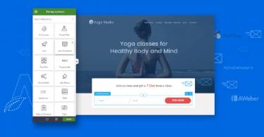 Hướng dẫn sử dụng Thrive Landing Page