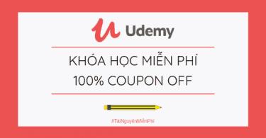 Chia sẻ khóa học miễn phí trên Udemy