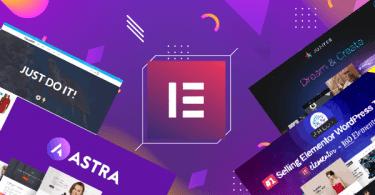 Top theme tốt nhất cho Elementor Pro