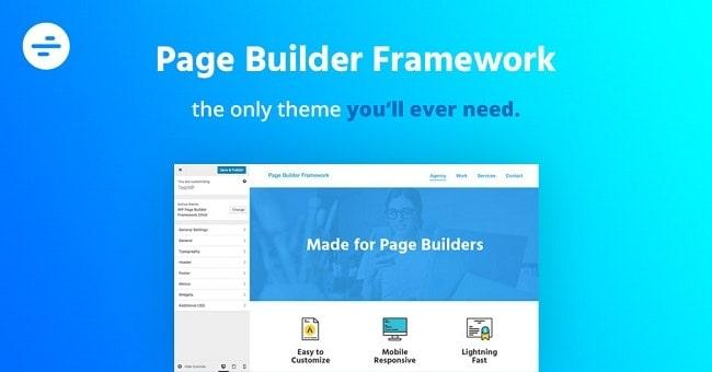 PageBuilderFramework-with-Elementor-pro