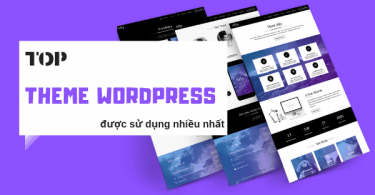Top theme WordPress
